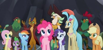 My Little Pony Filmi vizyona giriyor