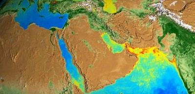 NASA 20 yıllık görüntülerle dünyanın nefes alış verişini gösterdi