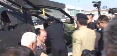 Pakistan Başbakanı ATAK'a hayran kaldı