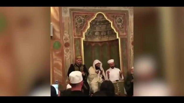 Kabe imamı Abdurrahman El Ussi, Erdoğan'a dua etti