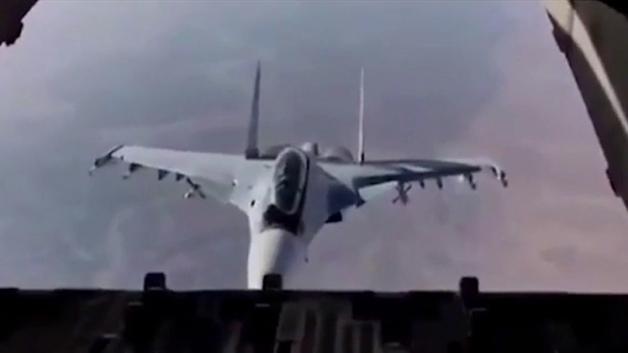 Rus pilottan olay hareket!