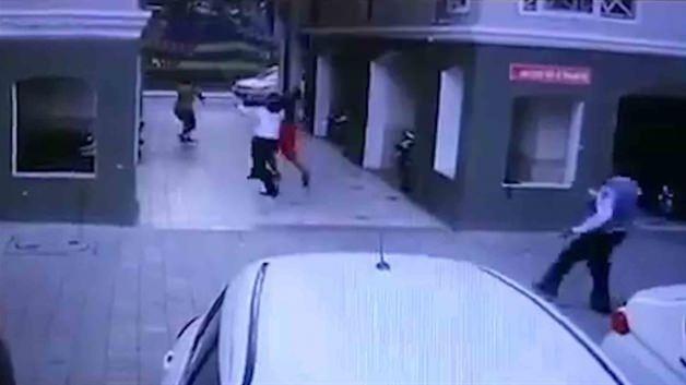 5. kattan düşen kadın hayatını kaybetti