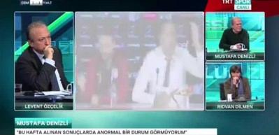 Rıdvan Dilmen'den Igor Tudor taklidi!