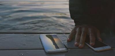 Samsung son reklamıyla Apple'ı Ti'ye aldı