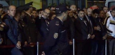 Şehit askerin naaşı, memleketi Ordu'ya getirildi