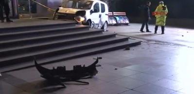 Şişli'de trafik kazası: 1'i ağır, 2 yaralı