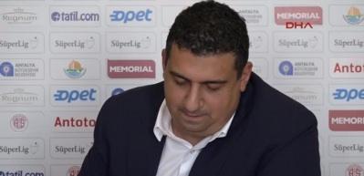 Süper Lig ekibinde deprem! Gözyaşlarıyla ayrıldı!