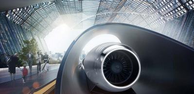 Teknoloji şaşırtmaya devam ediyor! İşte Hyperloop