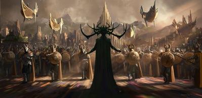 Thor: Ragnarok filmi vizyona giriyor