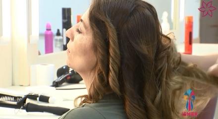 Düz saçlara maşa nasıl yapılır?