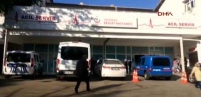 TIR'ın dorsesinde 16 mülteci yakalandı