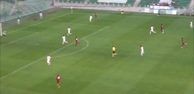 Trabzonspor hazırlık maçını rahat geçti