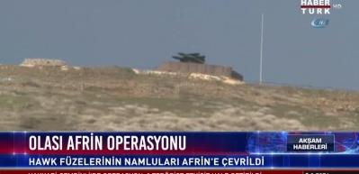 TSK namluları Afrin'e çevirdi