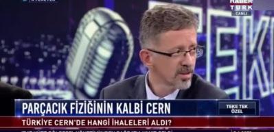 Türk firmaları artık CERN'e parça üretiyor
