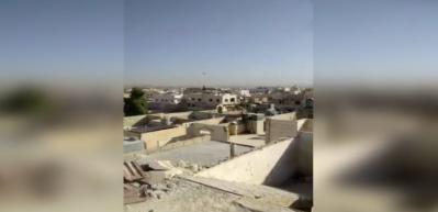Türk ve Rus askeri heyetleri Halep'e geldi!