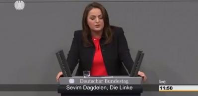 Türkiye kökenli vekil Alman meclisini karıştırdı!