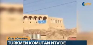 Türkmen komutan konuştu, sokaklar PKK'lı cesetleriyle dolu!