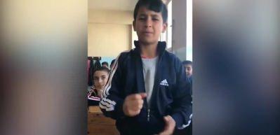 Urfalı çocuktan en samimi 'Kudüs' tepkisi