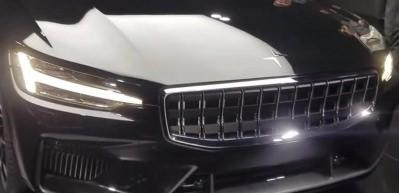 Volvo'dan yeni marka! Gücü ve menzili şaşırttı