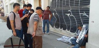 Yeşilçam filmlerinden Beyoğlu sokaklarına