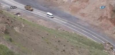 Zap'ta hava harekatı: 8 terörist etkisiz hale getirildi