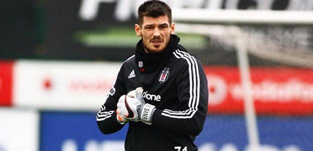 Beşiktaş idmanına Boyko damgası!