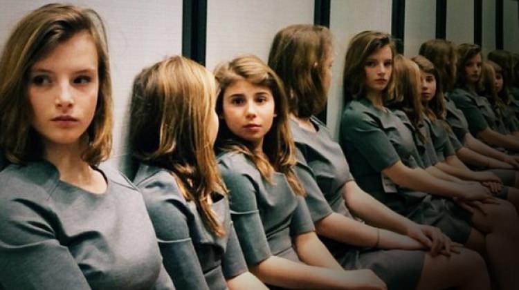 Bu fotoğrafta kaç kız var?