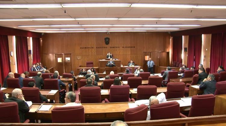KKTC'de yeni hükümet güvenoyu aldı