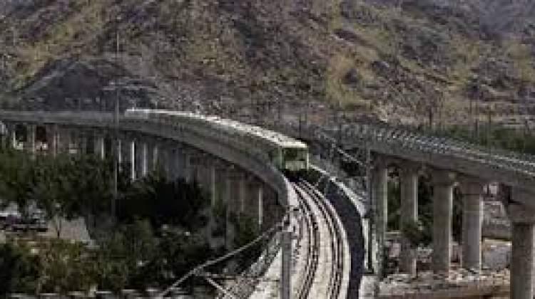 Mekke- Medine hızlı treni için son tarih