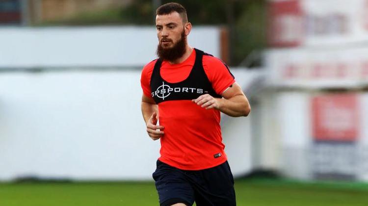 Trabzonspor Aykut Demir'e ihtar çekti