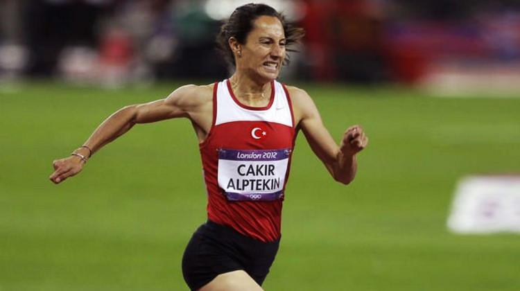 Aslı Çakır Alptekin'e olimpiyat umudu!