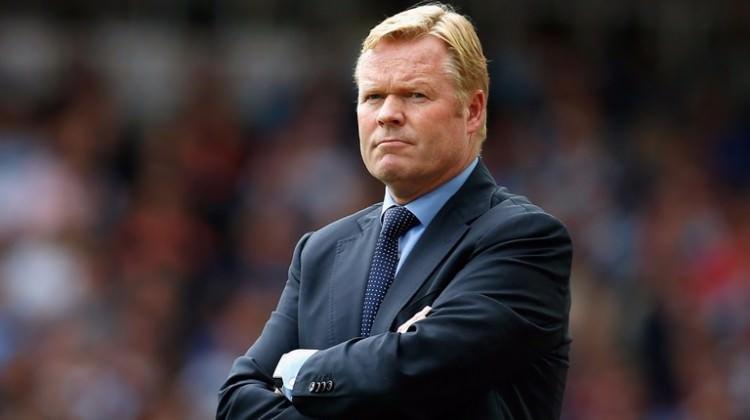 Everton'da Koeman dönemi sona erdi