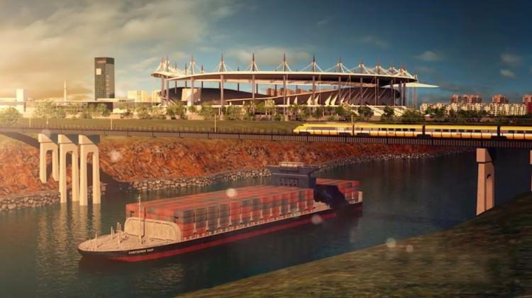Kanal İstanbul için Panama çıkarması