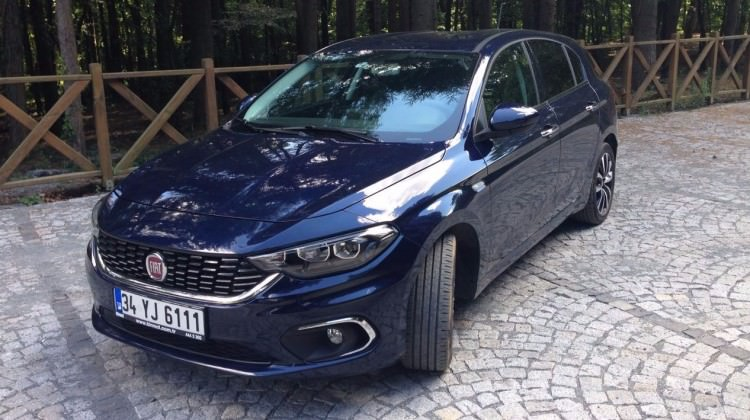 TEST: Fiat Egea Hatchback