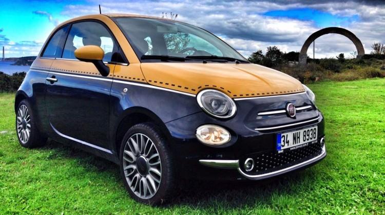 TEST: Fiat 500 1.2 Fire