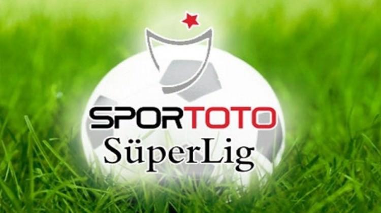 Süper Lig'de 32. hafta programı