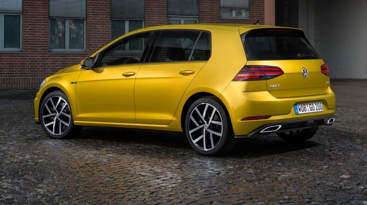 İşte yeni Volkswagen Golf!