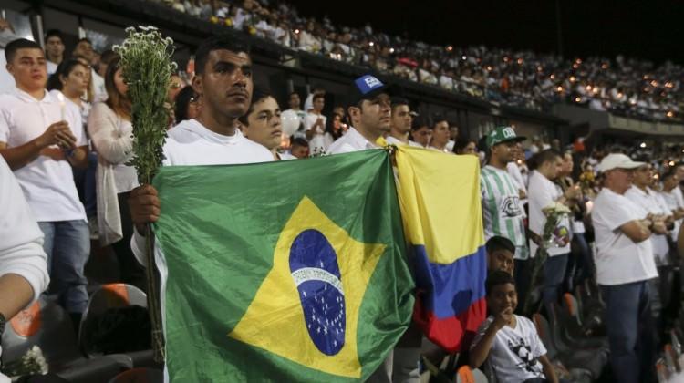 Kolombiya ve Brezilya dostluk maçı yapacak