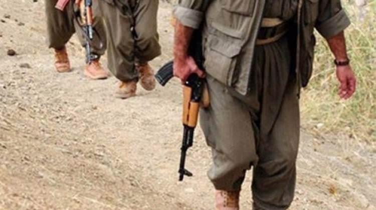 Eyleme hazırlanan PKK'lı terörist yakalandı