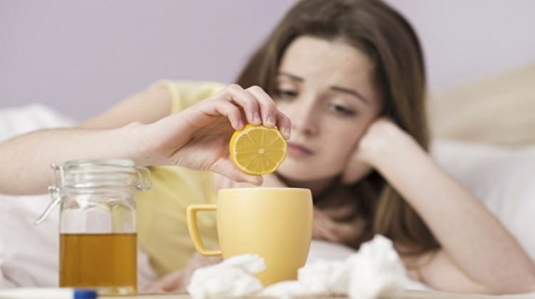 Gribe karşı C vitamini çare değil