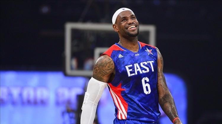 NBA All-Star oylamasından ilk sonuçlar!