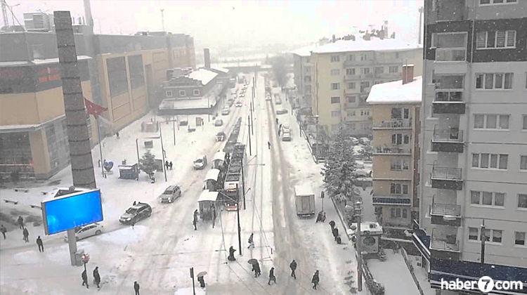 10 Ocak Eskişehir'de okullar ve üniversiteler tatil olacak mı?