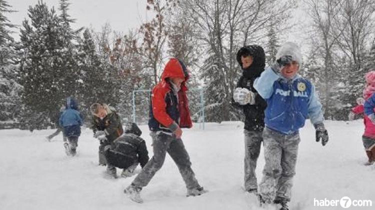 10 Ocak'ta Aksaray, Niğde, Isparta'da okullar tatil mi?