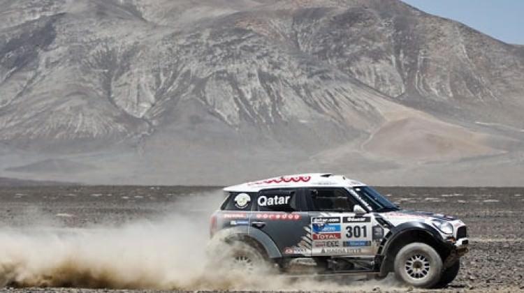 Dakar Rallisi'nin 9. etabı da iptal!
