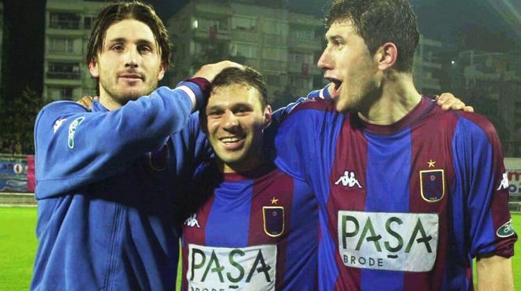 Büyük sürpriz! Efsane isim Trabzonspor'a döndü!