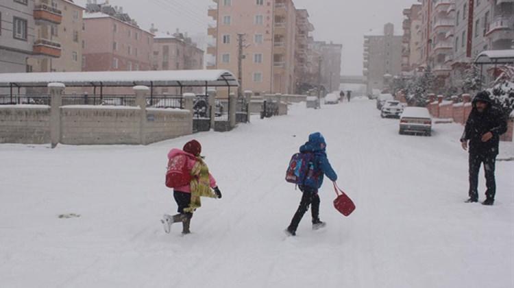 Karaman'da yarın okullar tatil mi? 10 Ocak hava durumu