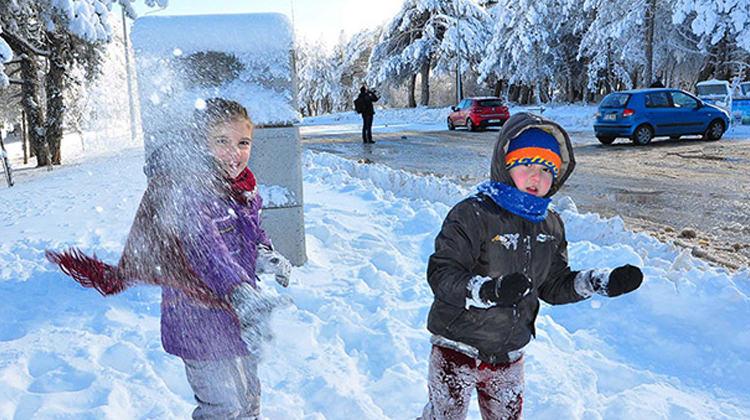 Konya'da okullar tatil mi? 10 Aralık Konya hava durumu