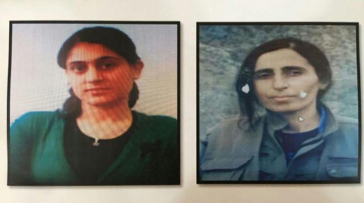Öldürülen teröristlerin kimliği belli oldu