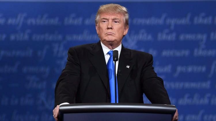 Trump Amerikan medyasını yerin dibine soktu