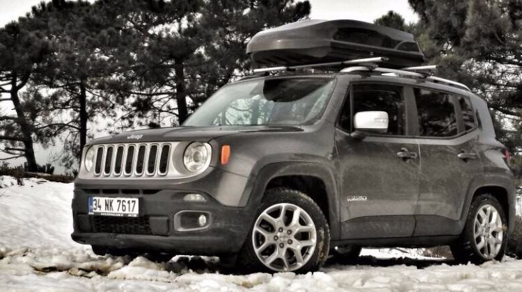 TEST: Jeep Renegade 1.6 Mjet